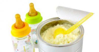 شیر خشک نوزادان